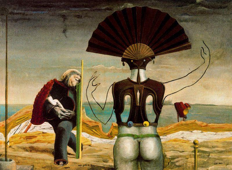 Max Ernst (pintor surrealista )