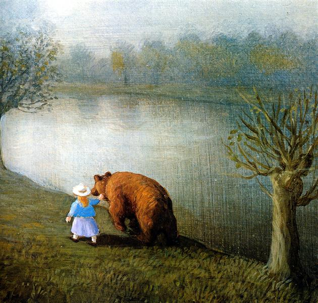 The Bear - Michael Sowa