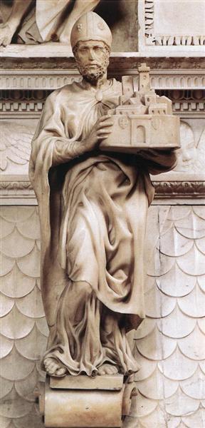 St. Petronius - Michelangelo