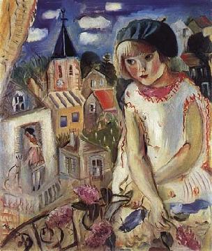 A Menina da Boina Verde, 1930 - Mily Possoz