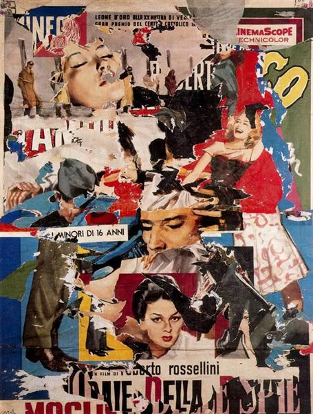 Cinemascope, 1962 - Миммо Ротелла