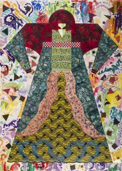 Costume for Mother Earth - Мириам Шапиро