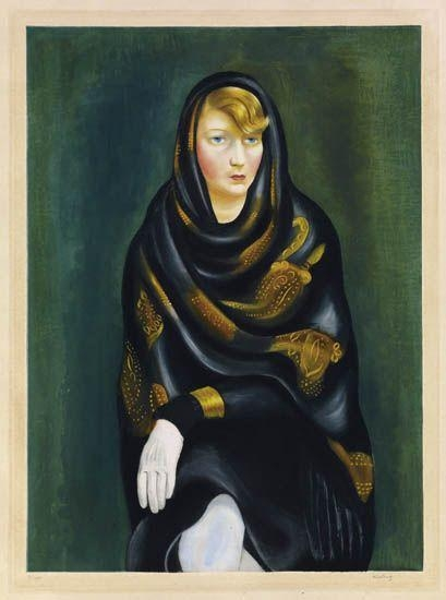 Sonia, c.1925 - Moise Kisling