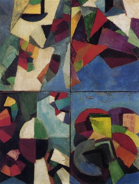 Artists by art movement: Synchromism
