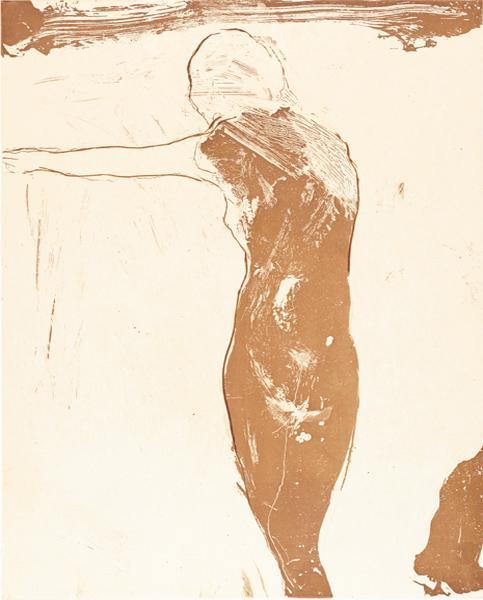 Figure II, 2004 - Nathan Oliveira