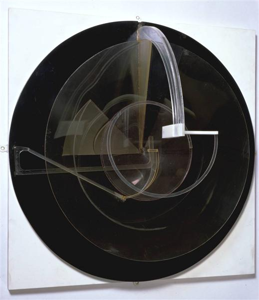 Circular Relief, 1925 - Naum Gabo