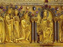 Adoration of the Magi - Nicholas of Verdun