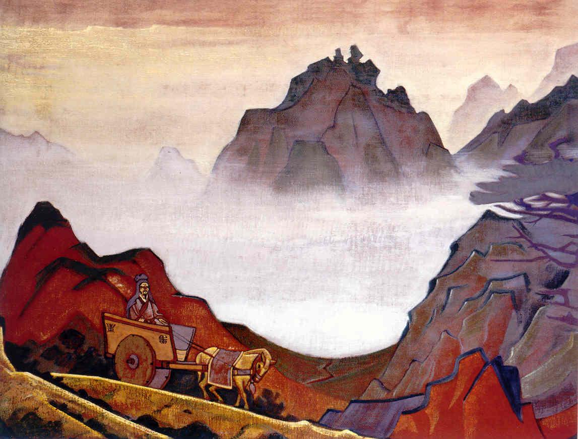 Citaten Confucius : Confucius the fair nicholas roerich wikiart