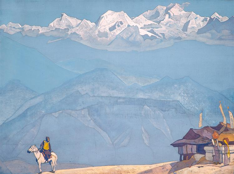 Remember, 1924 - Nicholas Roerich