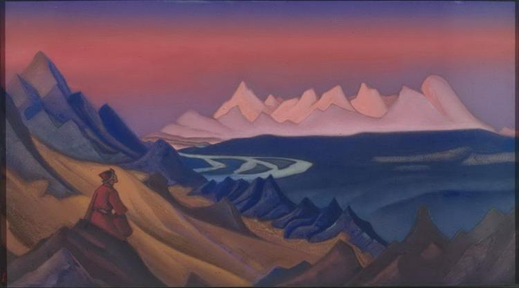 Song of Shambhala, 1943 - Nicholas Roerich