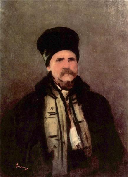 Mountaineer - Nicolae Grigorescu