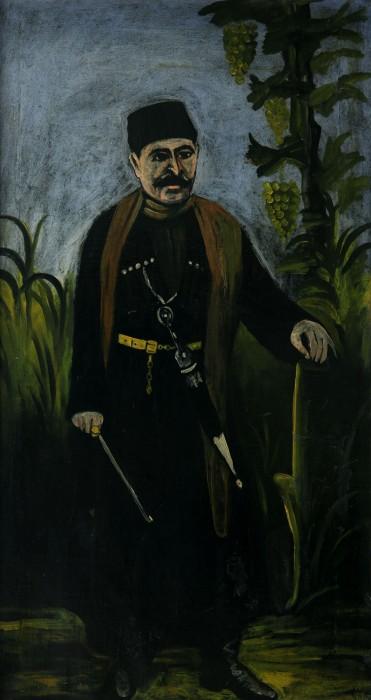 Portrait of a wealthy peasant, 1903