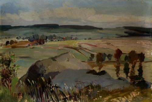 Landscape - Nikola Tanev
