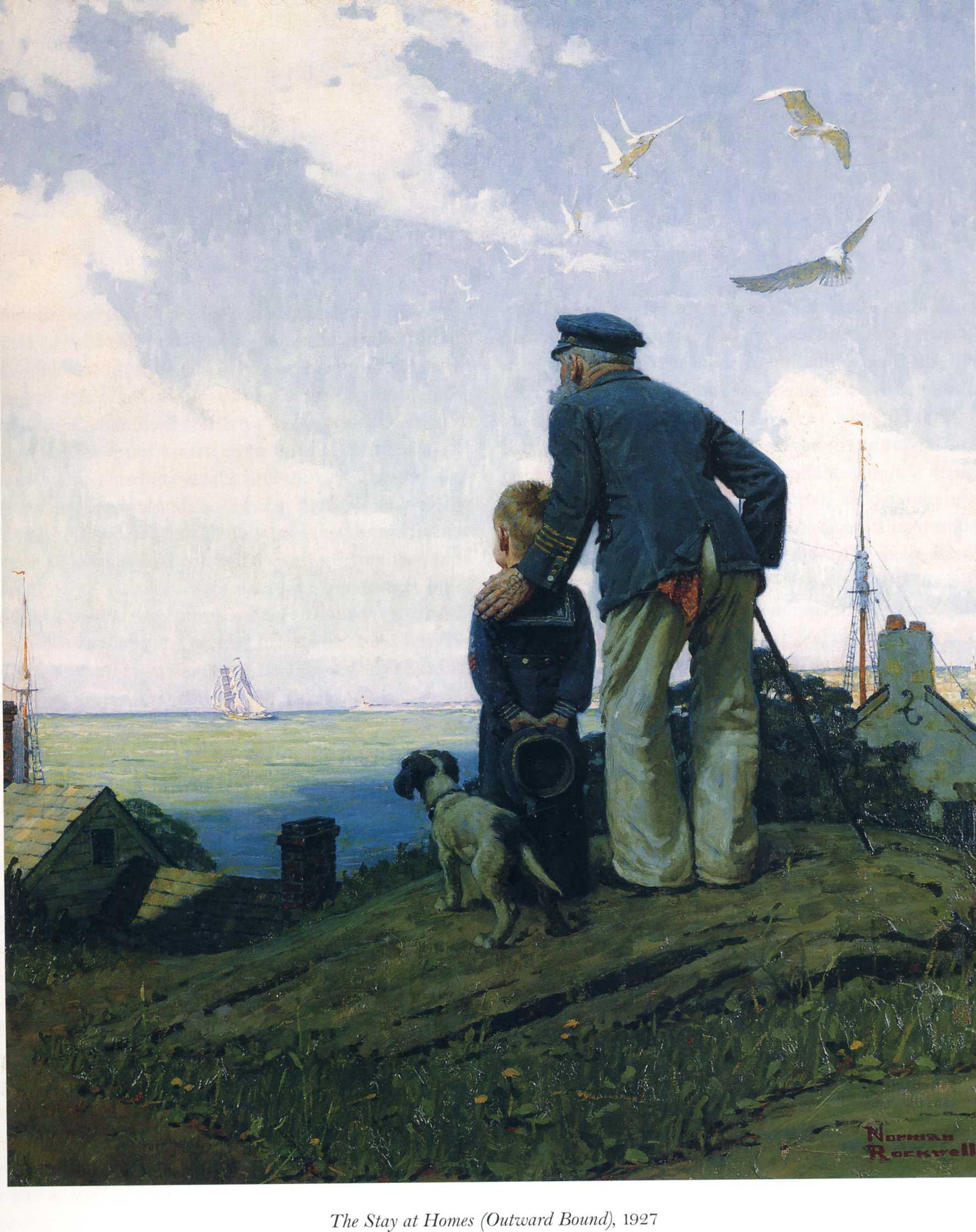 Babysitter, 1927