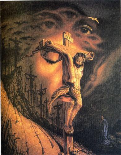 Calvary - Octavio Ocampo