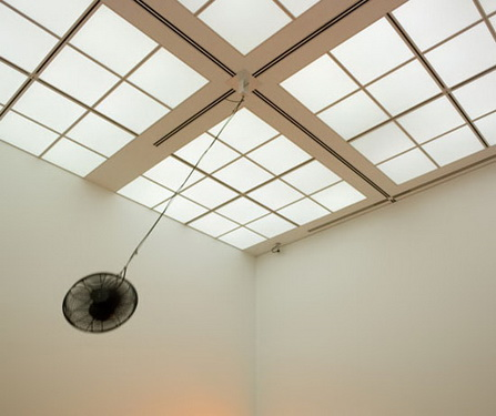 Ventilator, 1997 - Olafur Eliasson