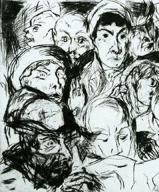 the declaration of war otto dix - The Declaration Of