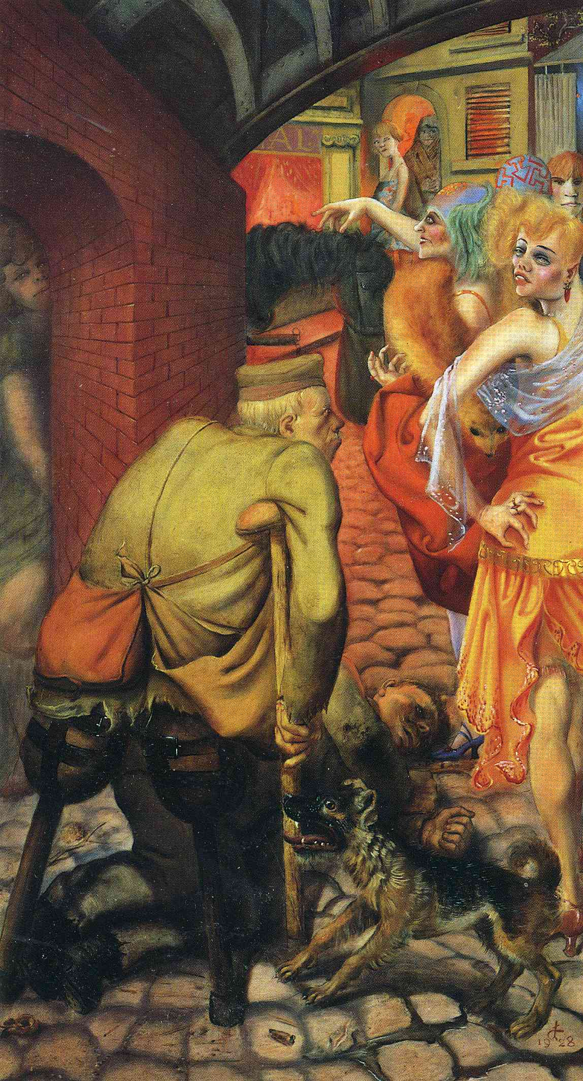 Painter Otto Dix Will ...