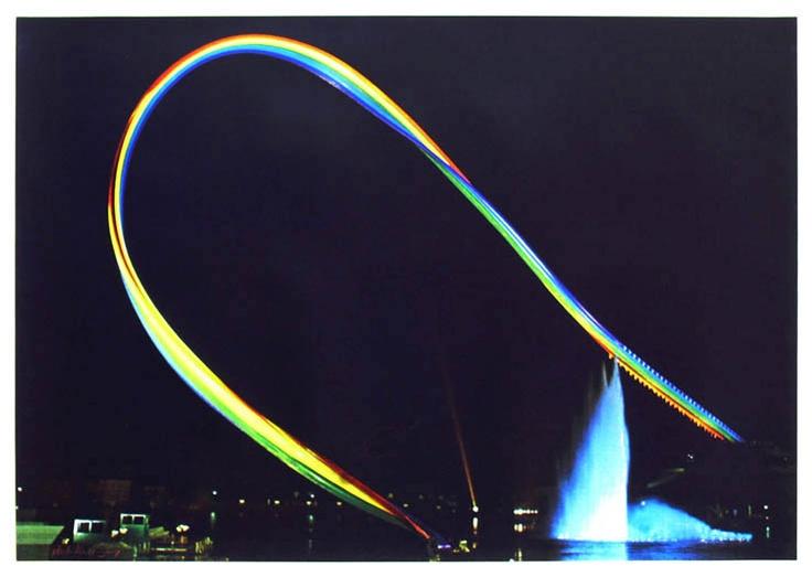 Olympic Rainbow, 1972
