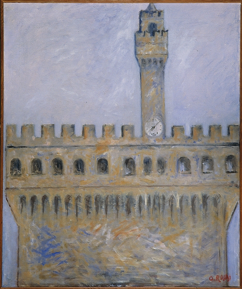 Palazzo Vecchio - Ottone Rosai