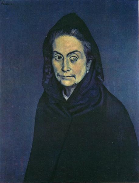 Celestina, 1904 - Pablo Picasso