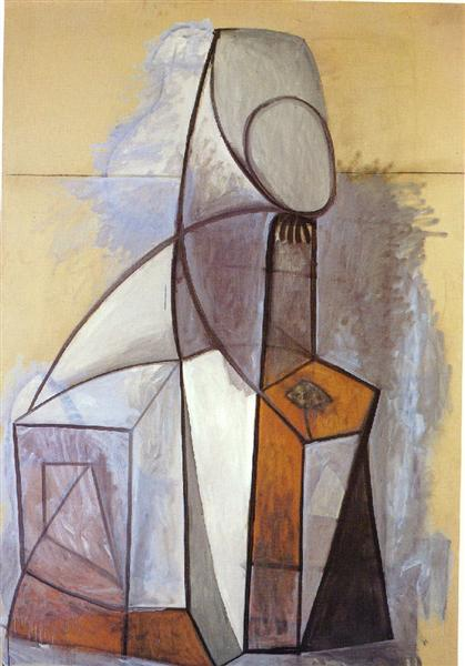 Composition, 1946 - Pablo Picasso