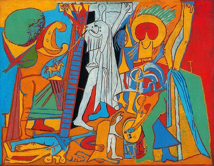 Crucifixion, 1930 - Pablo Picasso
