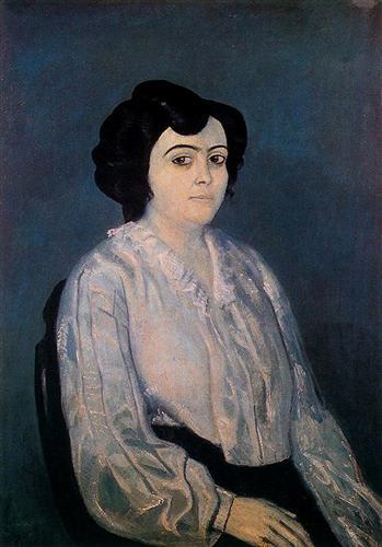Madame Soler - Pablo Picasso
