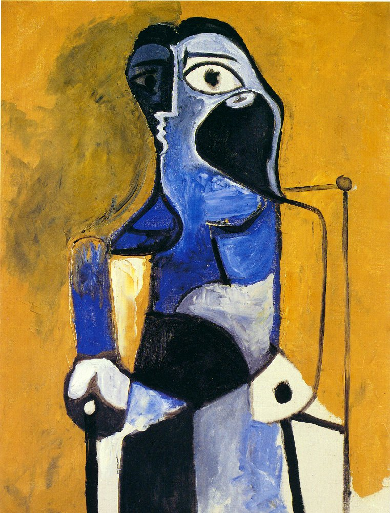 Picasso Seated Woman 1909 Seated Woman Pablo Picasso