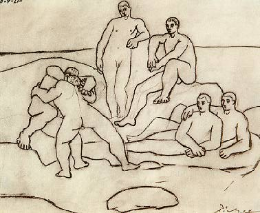 The fighters, 1921