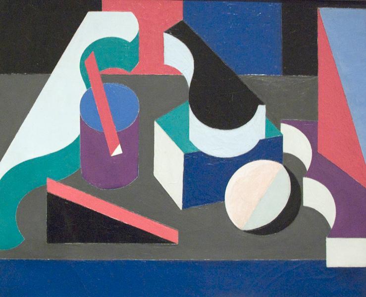 Forms - Patrick Henry Bruce