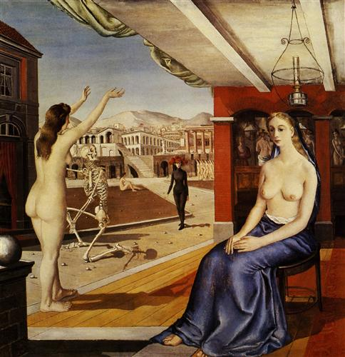 Call  - Paul Delvaux