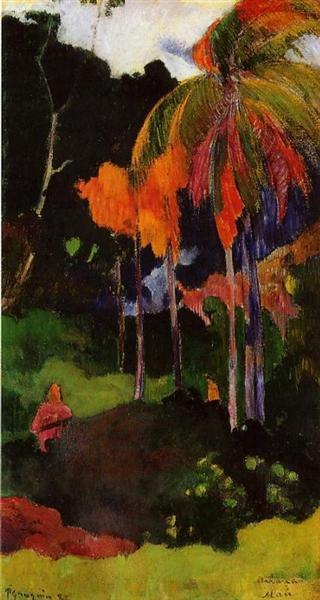 The moment of truth I, 1892 - Paul Gauguin