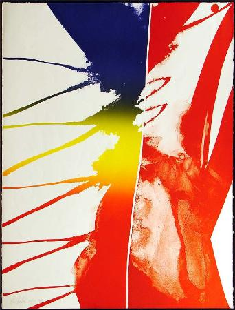 Continental Divide, 1981 - Paul Jenkins