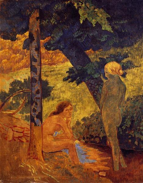 Bathers, c.1912 - Поль Серюзьє