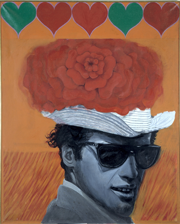 With Love to Jean-Paul Belmondo, 1962