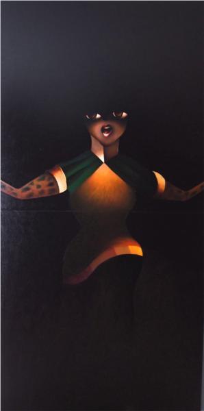 The Hyena Aunt, 2013 - 2014 - Paulo Tercio