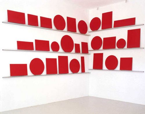 Catalogue #1 (Rouge-Crestet) - Pedro Cabrita Reis
