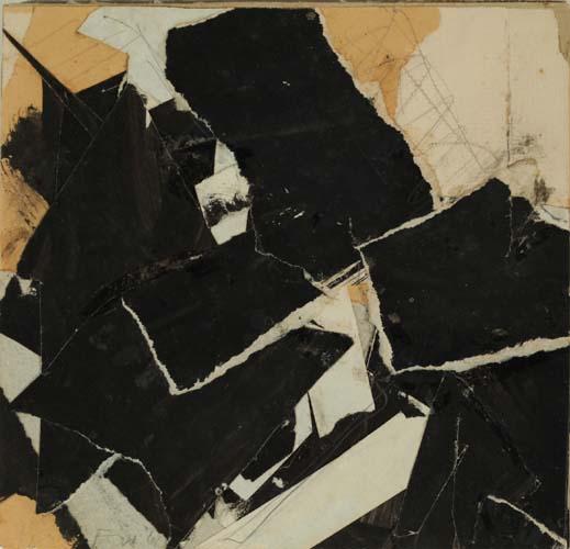 A Near Distance, 1961 - Perle Fine