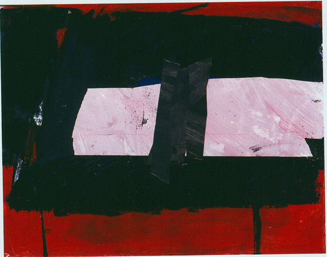 """Untitled (for """"Cool"""" Series), 1960 - Perle Fine"""