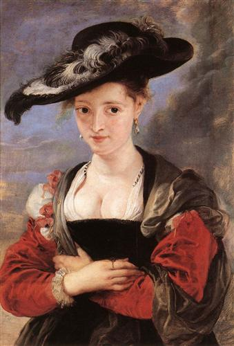 The Straw Hat - Peter Paul Rubens