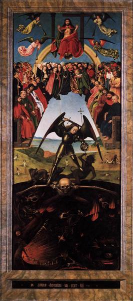 The Last Judgement, 1452 - Петрус Кристус