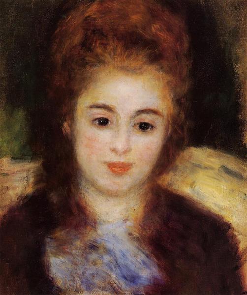 Pink And Blue Renoir