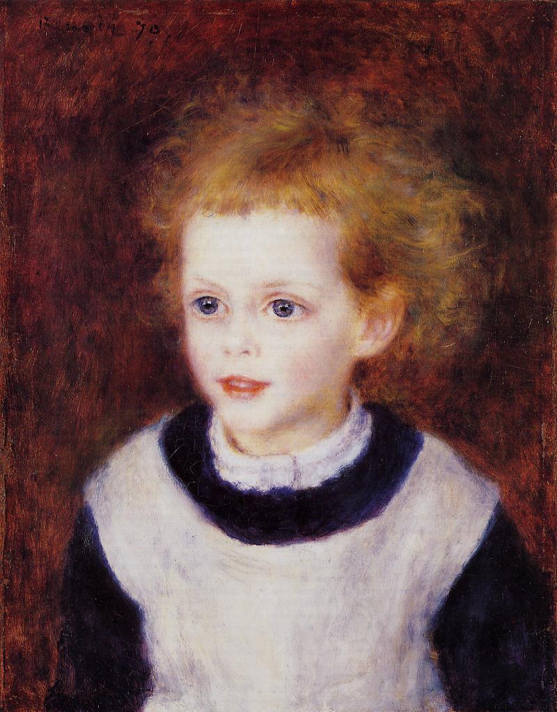 Margot Berard - Pierre-Auguste Renoir - WikiArt.org ...