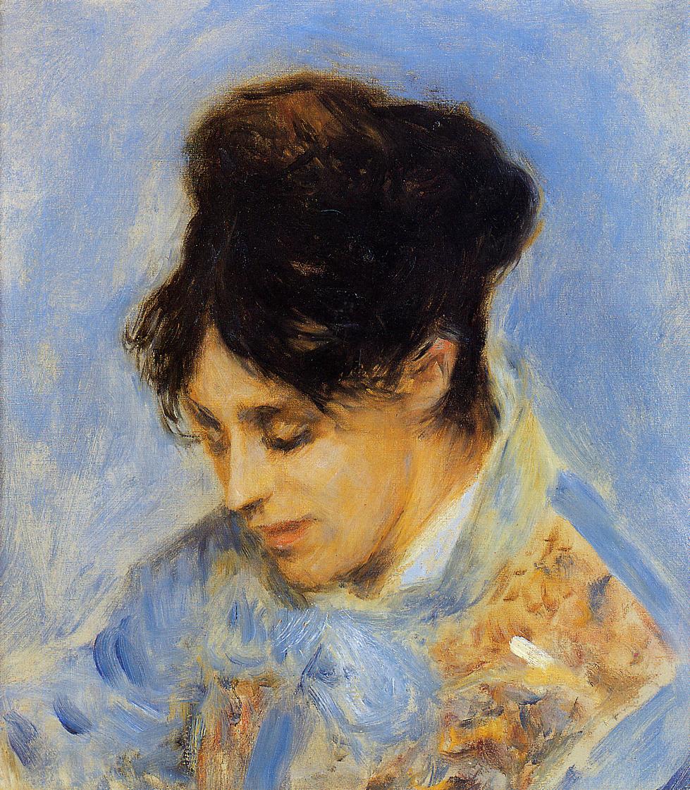 impressionist portraits monet - photo #4