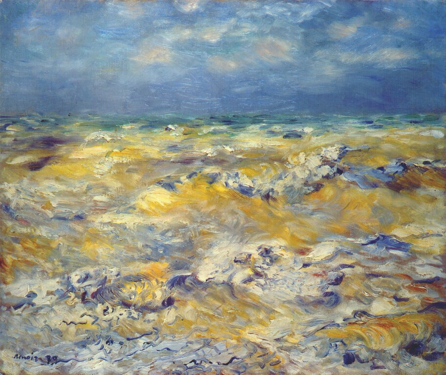 Oil Painting Impressionist Style
