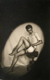 Portrait of Luciano Castelli - П'єр Моліньє