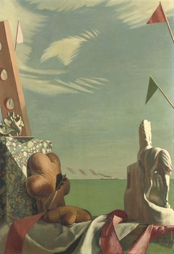 Le grand bateau, 1927 - Pierre Roy
