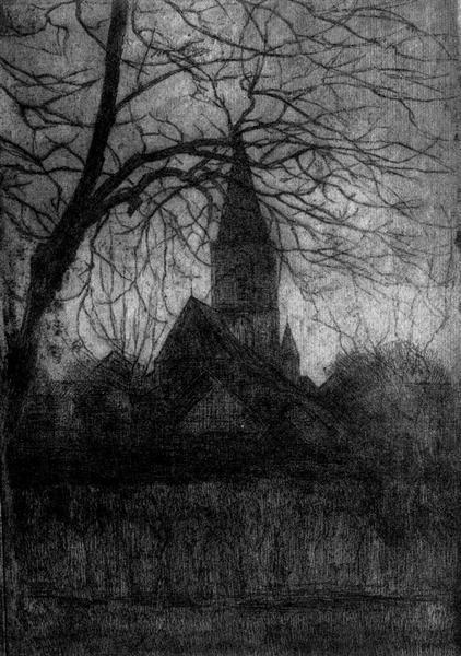not identified, 1898 - Piet Mondrian