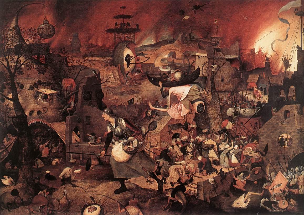 Dulle Griet (Mad Meg), 1564